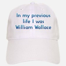 PL William Wallace Baseball Baseball Cap