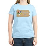 Pennsylvania OES Women's Light T-Shirt