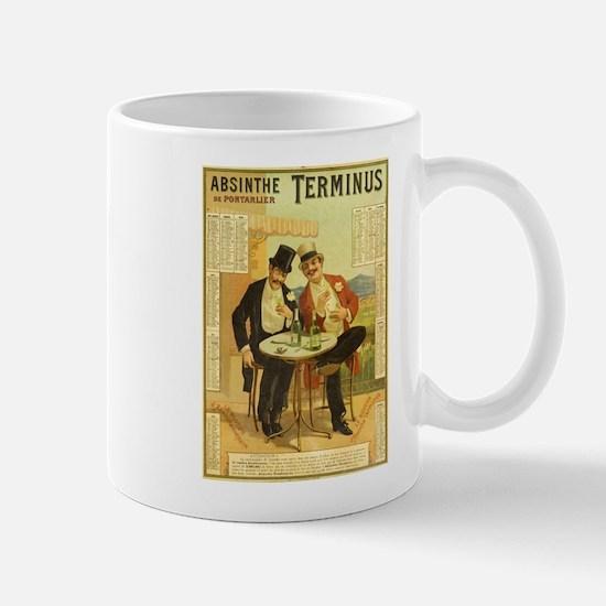 Absinthe Terminus Mug