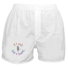 Tin Man Boxer Shorts