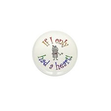 Tin Man Mini Button (10 pack)