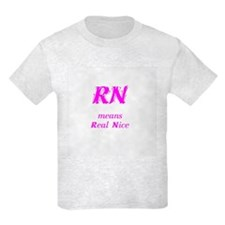 Pink RN T-Shirt