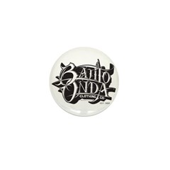 ZISTO WHITE BO Mini Button (10 pack)