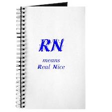 Blue RN Journal