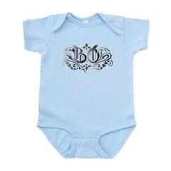 MARKA BO SHADED Infant Bodysuit