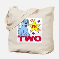 I'M TWO Tote Bag