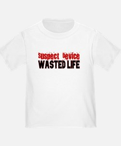 SUSPECT DEVICE wasted life T