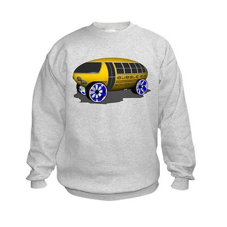 Bubble bus Kids Sweatshirt