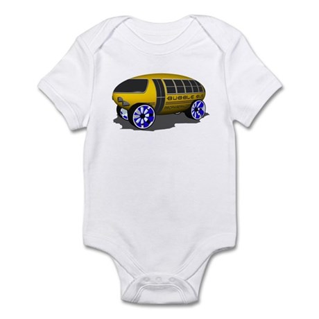 Bubble bus Infant Bodysuit