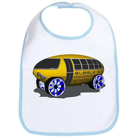 Bubble bus Bib