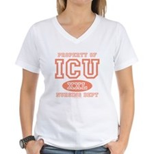 Property Of ICU Nursing Dept Nurse Shirt