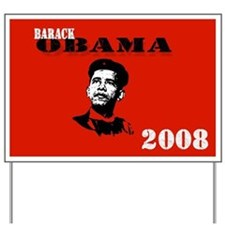 "Barack ""Che"" Obama Yard Sign"