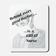 Great Nurse Mousepad
