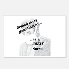 Great Nurse Postcards (Package of 8)