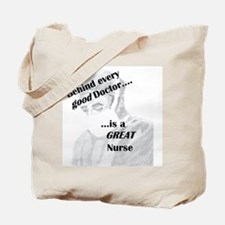 Great Nurse Tote Bag