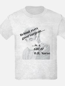 Great O.R. Nurse T-Shirt