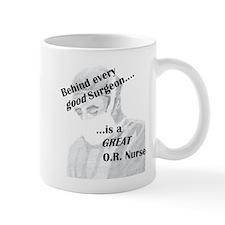 Great O.R. Nurse Mug