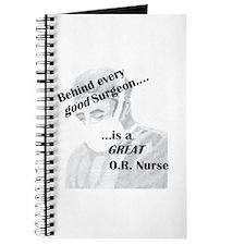 Great O.R. Nurse Journal