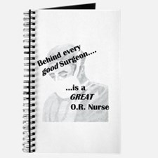 Great O.R. Nurse Journal