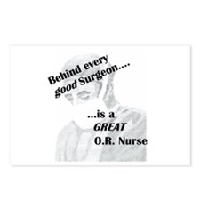 Great O.R. Nurse Postcards (Package of 8)