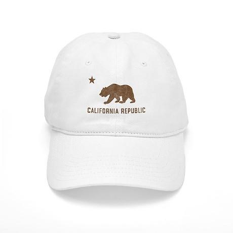 Vintage California Republic Cap
