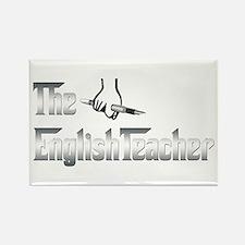 The English Teacher copy Magnets