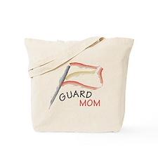Cute Color guard mom Tote Bag