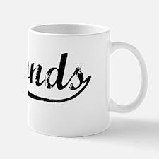 Vintage Edmonds (Black) Mug