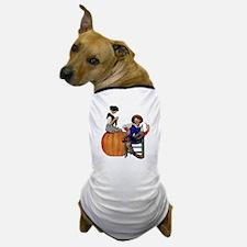 PETER PETER PUMPKIN EATER Dog T-Shirt