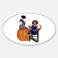 PETER PETER PUMPKIN EATER Decal