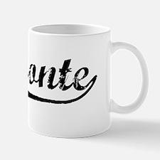 Vintage El Monte (Black) Mug