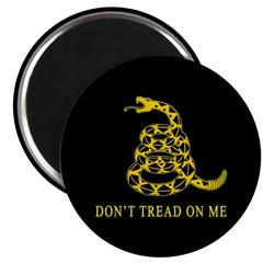"Don't Tread on Me 2.25"" Magnet (100 pack)"