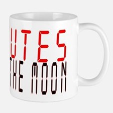 5 MINUTES rok it to the moon Small Small Mug