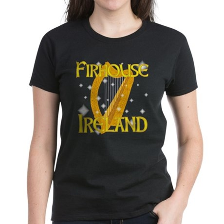 Firhouse Ireland Women's Dark T-Shirt