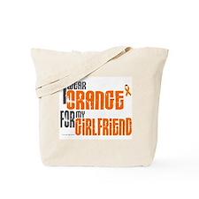 I Wear Orange For My Girlfriend 6 Tote Bag