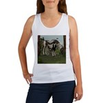 Painted Horse and Foal Women's Tank Top