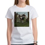 Painted Horse and Foal Women's T-Shirt