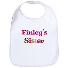 Finley's Sister Bib