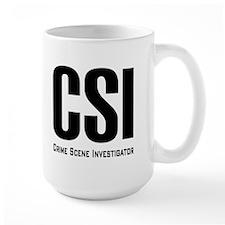 CSI Mug