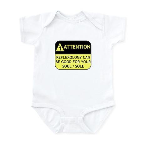 Reflexology Infant Bodysuit