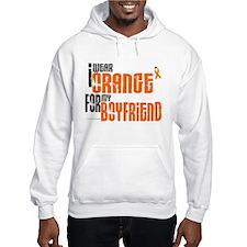 I Wear Orange For My Boyfriend 6 Hoodie