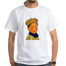 Young Chinese Emperor Shirt
