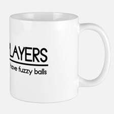 Tennis Player Joke Small Small Mug