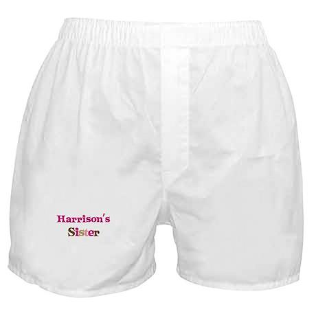 Harrison's Sister Boxer Shorts
