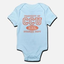 Property Of CCU Nurse Infant Bodysuit