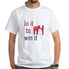 In it to win it - halter Shirt