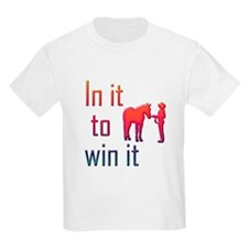In it to win it - halter T-Shirt