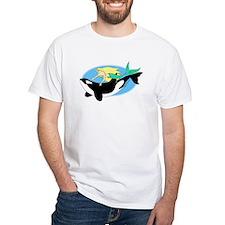 Mermaid and Orca Shirt