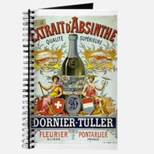 Absinthe Dornier-Tuller Journal