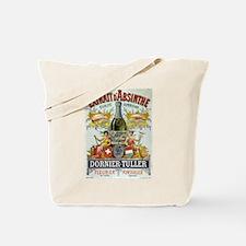 Absinthe Dornier-Tuller Tote Bag